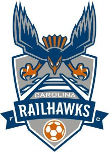 RailHawks Logo